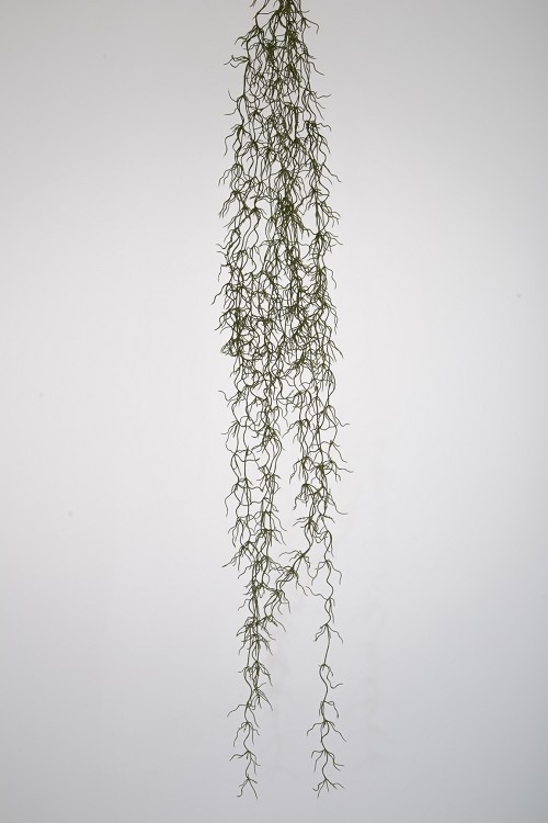 spanish moss garland 116 cm moss products colours green